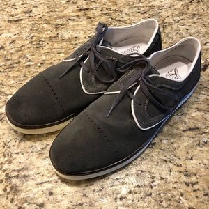 Johnston and Murphy casual dress shoes